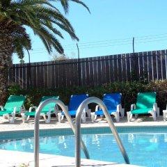 Отель Mirachoro III Apartamentos Rocha бассейн