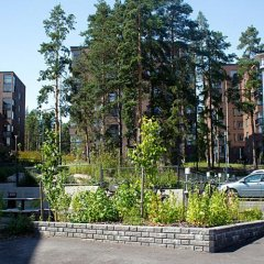 Апартаменты Forenom Apartments Airport парковка