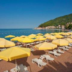 Hotel Rivijera пляж фото 2