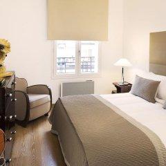 Отель Montmartre Residence Париж комната для гостей фото 4