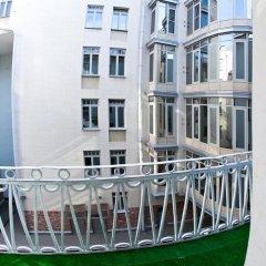 Гостиница Bed2bed балкон