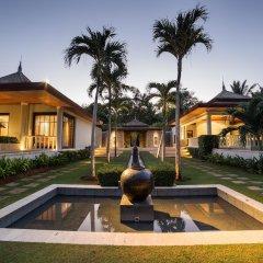 Отель Trisara Villas & Residences Phuket 5* Стандартный номер с различными типами кроватей фото 39