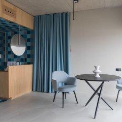Placid Hotel Design & Lifestyle Zurich 4* Апартаменты с различными типами кроватей фото 11