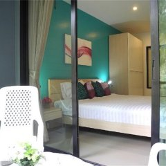 Апартаменты Unity Patong Studio комната для гостей фото 2
