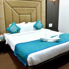 Отель OYO Premium Alankar Circle 3* Стандартный номер с различными типами кроватей фото 2