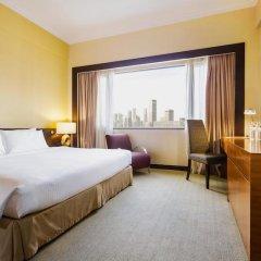 Village Hotel Bugis 4* Люкс с различными типами кроватей