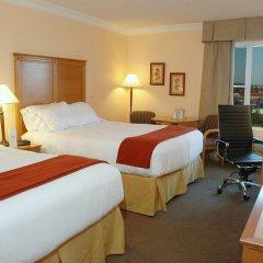 Отель Holiday Inn Express & Suites Charlottetown 2* Стандартный номер с различными типами кроватей фото 2