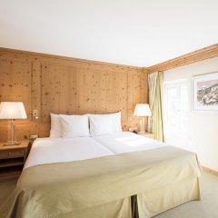Отель Seehof Швейцария, Давос - отзывы, цены и фото номеров - забронировать отель Seehof онлайн комната для гостей фото 5