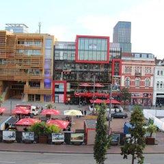 Отель Ambiente By Next Inn Германия, Гамбург - отзывы, цены и фото номеров - забронировать отель Ambiente By Next Inn онлайн балкон