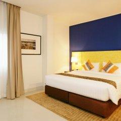 Отель Legacy Express Sukhumvit by Compass Hospitality 3* Номер Делюкс с различными типами кроватей фото 6