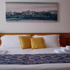 Отель Albergo Delle Alpi 3* Стандартный номер фото 2