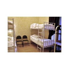 Гостиница ГородОтель на Казанском Кровать в женском общем номере с двухъярусной кроватью фото 9