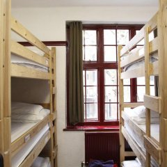 PubLove @ The Steam Engine - Hostel Кровать в общем номере с двухъярусной кроватью фото 3