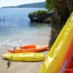 Отель Golden Cove Resort пляж фото 2
