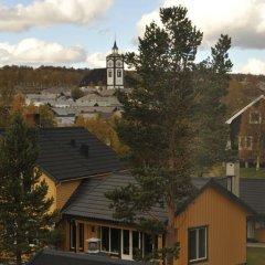 Отель Solheim Pensjonat Норвегия, Рерос - отзывы, цены и фото номеров - забронировать отель Solheim Pensjonat онлайн балкон