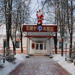 Гостиница Хит Парк спортивное сооружение