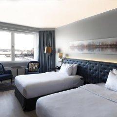 Отель Hilton Helsinki Strand 4* Представительский номер с 2 отдельными кроватями фото 3