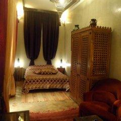 Отель Riad Lapis-lazuli Марракеш комната для гостей фото 5