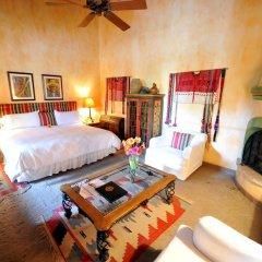 Отель Hacienda de Los Santos 4* Стандартный номер с различными типами кроватей фото 2