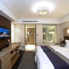Hotel New Otani Chang Fu Gong 5* Улучшенный номер с различными типами кроватей фото 2