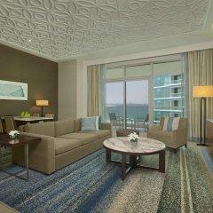 Отель DoubleTree by Hilton Dubai Jumeirah Beach 4* Люкс с двуспальной кроватью фото 6