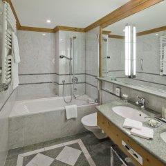 Grand Hotel Zermatterhof 5* Стандартный номер с различными типами кроватей фото 3