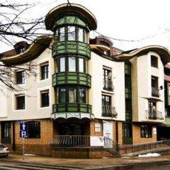 Отель Norda Apartamenty Sopot Улучшенные апартаменты с различными типами кроватей