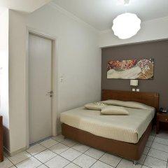 Epidavros Hotel 2* Стандартный номер с разными типами кроватей фото 9