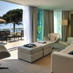 Отель JW Marriott Cannes 5* Люкс с 2 отдельными кроватями фото 5