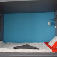 Best Choice Hostel Кровать в общем номере с двухъярусной кроватью фото 5