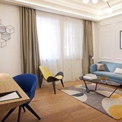 Отель One Shot Palacio Reina Victoria 04 4* Стандартный номер с различными типами кроватей фото 8