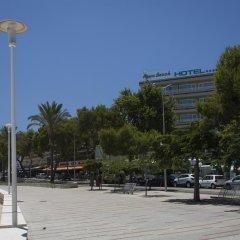 Отель Agua Beach Испания, Пальманова - отзывы, цены и фото номеров - забронировать отель Agua Beach онлайн приотельная территория