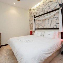 Отель Quinta Palmera Плая-дель-Кармен комната для гостей фото 4