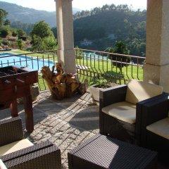 Отель Quinta de VillaSete балкон