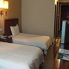 GreenTree Inn Suzhou Wuzhong Hotel сейф в номере