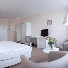 Best Western Hotel Hannover City 3* Номер Комфорт с двуспальной кроватью фото 3