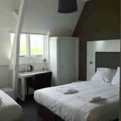 Hotel Vossius Vondelpark 3* Стандартный номер с различными типами кроватей фото 5