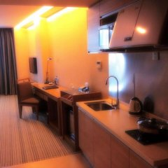 Landmark International Hotel Science City 4* Семейный номер Делюкс с разными типами кроватей фото 4