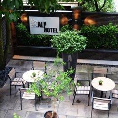 Alp Hotel Amsterdam 2* Стандартный номер фото 8