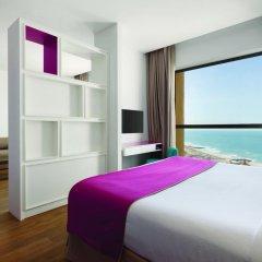 Ramada Hotel & Suites by Wyndham JBR 4* Номер Делюкс с двуспальной кроватью фото 4