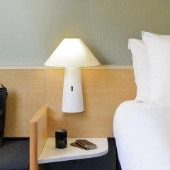 Hotel ibis Madrid Aeropuerto Barajas 2* Стандартный семейный номер с двуспальной кроватью фото 4