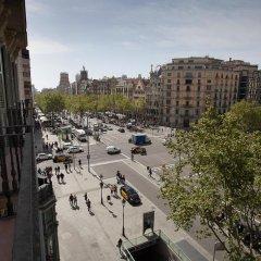 Отель Txapela Испания, Барселона - отзывы, цены и фото номеров - забронировать отель Txapela онлайн балкон