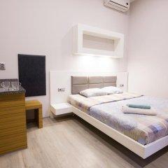Апартаменты Pushkinskaya Apartments Харьков комната для гостей фото 3