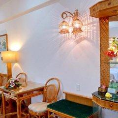 Green Hotel Nha Trang 3* Номер Делюкс фото 10