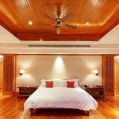 Отель Trisara Villas & Residences Phuket 5* Стандартный номер с различными типами кроватей фото 14