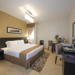 Апартаменты The Apartments Dubai World Trade Centre 3* Улучшенный номер с различными типами кроватей фото 3