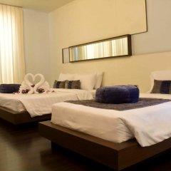 Отель Z Through By The Zign 5* Номер Делюкс с 2 отдельными кроватями фото 29