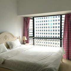 Апартаменты Shenzhen Grace Apartment комната для гостей фото 4