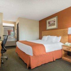 Отель Days Inn Columbus Fairgrounds Стандартный номер фото 7