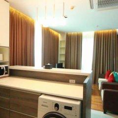 Отель Vertical Suite Бангкок удобства в номере фото 2